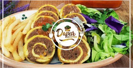 Resep Rolade Daging dengan Maspion Pancaguna dan Frypan Puro Furaipan