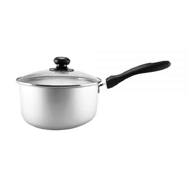 Maspion Saucepan Glass Cover Silver