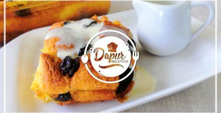 Resep Puding Roti Tawar Dengan Maxi Kitty Colan dan Maspion Oven Toaster