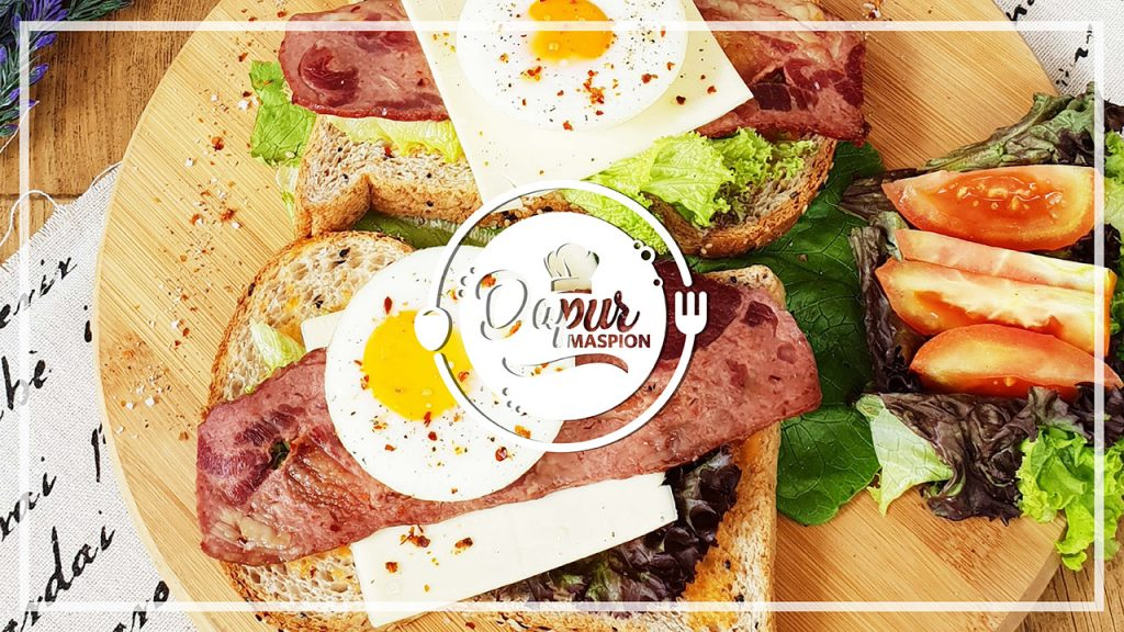 Resep Sandwich Dengan Maspion Egg Poacher