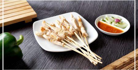 Resep Sate Taichan Dengan Maspion Korean Hot Grill