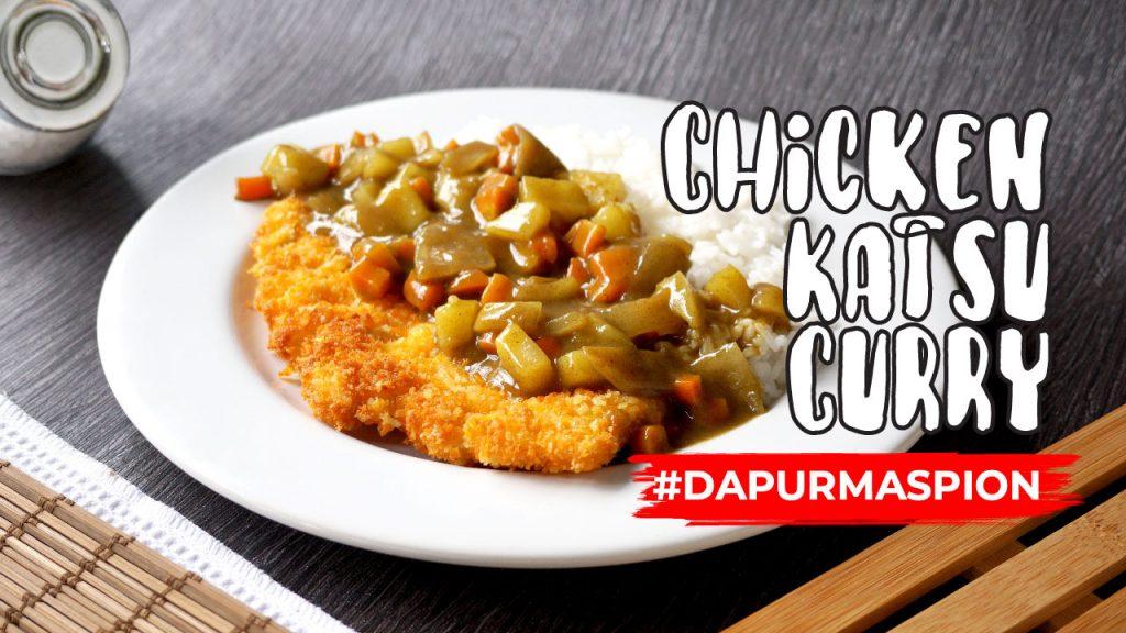 Resep Japanese Chicken Katsu Curry Anti Gagal Dengan Maspion Puro Furaipan