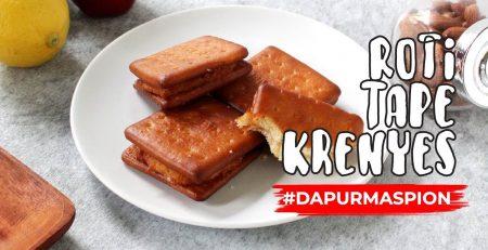 Resep Roti Tape Dengan Maspion Wajan Clarita Spring
