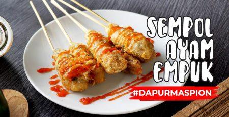 Resep Sempol Daging Ayam Dijamin Empuk Dengan Wajan Mikado Clarita Wok