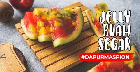 Resep Jelly Buah Segar dengan Maspion Maslon Saucepan