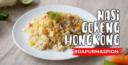 Resep Nasi Goreng Hongkong Praktis, Dijamin Enak Dengan Wajan Maspion Chow's Wok