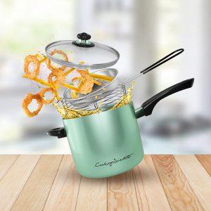 Premium Fryer Colan Green Digital Imaging
