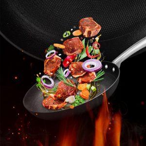 Hexa Fry Pan Digital Imaging